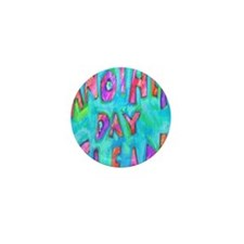 day clean Mini Button