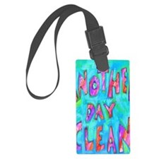 day clean Luggage Tag