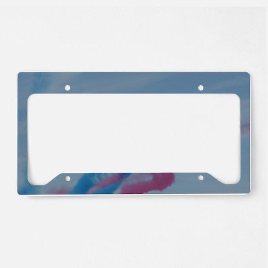 detonator License Plate Holder