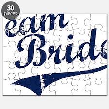 teambride_blue Puzzle