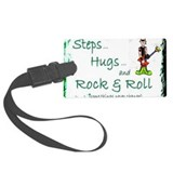 12 step recovery Luggage Tags