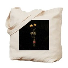 Yellow Roses Square 3 Tote Bag