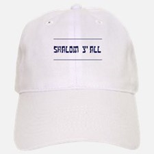 Shalom Y'all! Baseball Baseball Cap