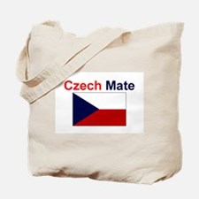 Czech Mate Tote Bag