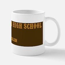 2-GroVont High School Bumper Sticker Mug