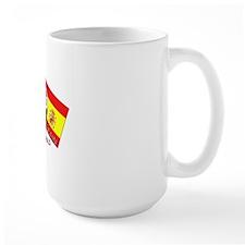 Germany vs. Spain Soccer 2010 T-Shirt Mug