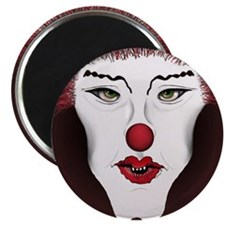 wt-clown-red-notecards Magnet