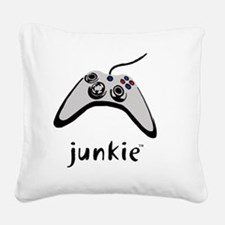 Gaming Square Canvas Pillow