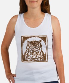 onesmallowl-lg-t2 Women's Tank Top