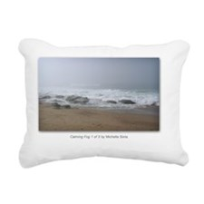 NCards_Calming Fog 1 of  Rectangular Canvas Pillow