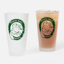 SEA TURTLE RESCUE Drinking Glass