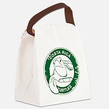SEA TURTLE RESCUE Canvas Lunch Bag