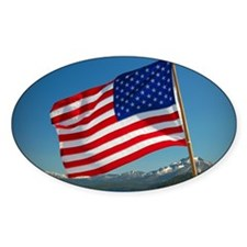 American Landscape Decal