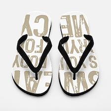 Sweat Mercy Flip Flops