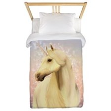 Magic Unicorn Twin Duvet Cover