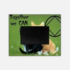 cats together Picture Frame