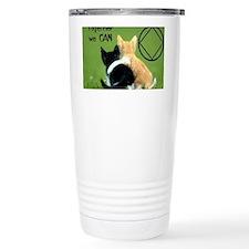 cats together Travel Mug