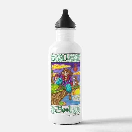 tarotMA0 Water Bottle