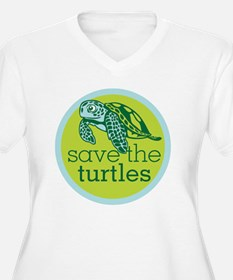 GREEN TURTLE HATC T-Shirt