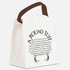 ARoundTuit Canvas Lunch Bag