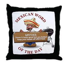 MWOD-Mistake2.gif Throw Pillow