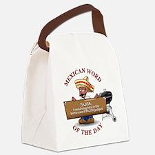 MWOD-Fajita2.gif Canvas Lunch Bag