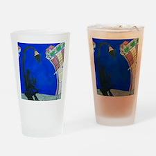 NOLA Musician 1 Drinking Glass