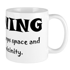 PhysWarn-WarpSpaceTime Mug
