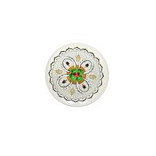 lucky-mandala-too Mini Button