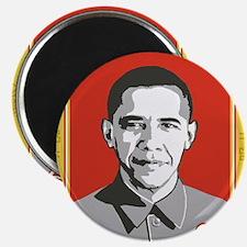 Chairman Obama Magnet
