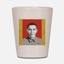 Chairman Obama Shot Glass