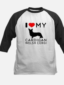 I Love My Cardigan Welsh Corgi Tee