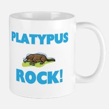 Platypus rock! Mugs