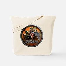 raptor f22 Tote Bag