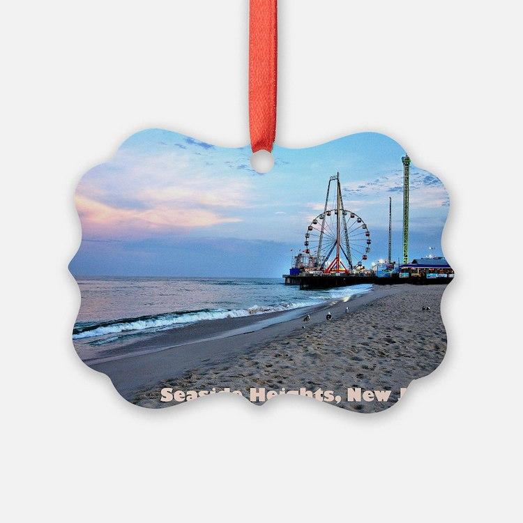 Seaside Heights Ferris Wheel Ornament