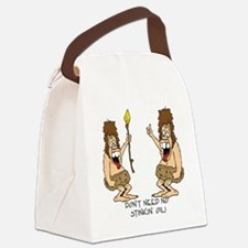 noneedoil Canvas Lunch Bag