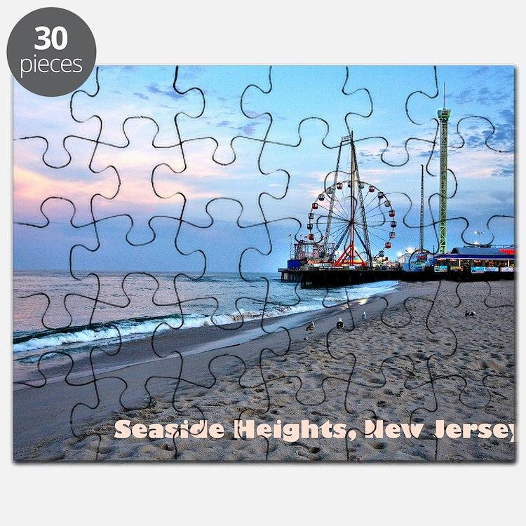 Seaside Heights Ferris Wheel Puzzle