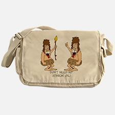 noneedoil Messenger Bag