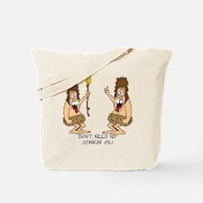 noneedoil Tote Bag