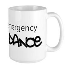 in case of emergency Breakdance Mug