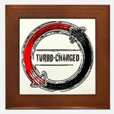 turbo color Framed Tile