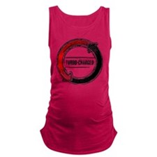 turbo color Maternity Tank Top
