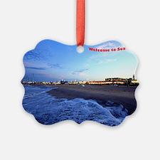 Seaside Heights Boardwalk Ornament