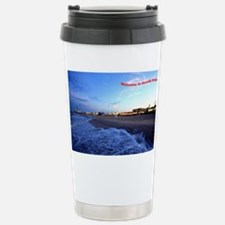 Seaside Heights Boardwalk Travel Mug