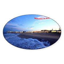Seaside Heights Boardwalk Decal