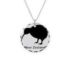 Kiwi - NZ Text Necklace