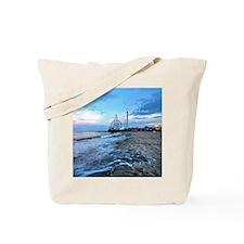 Beachfront Seaside Tote Bag
