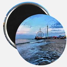 Beachfront Seaside Magnet