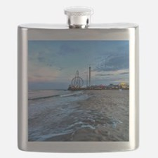 Beachfront Seaside Flask