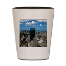 John Hancock Buliding Shot Glass